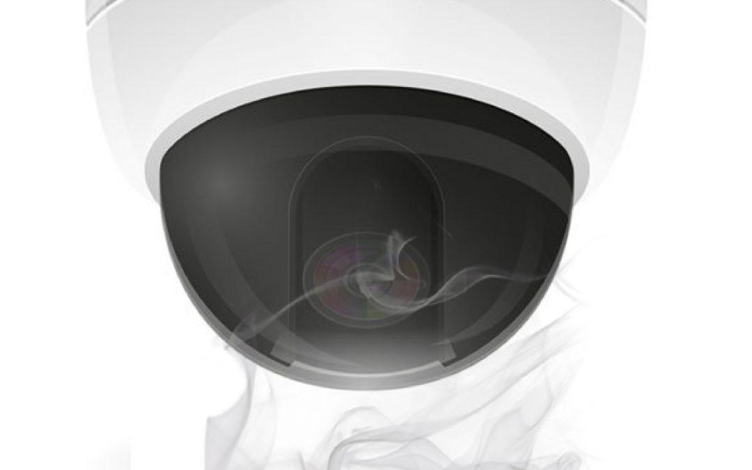 Smoke and carbon monoxide video surveillance