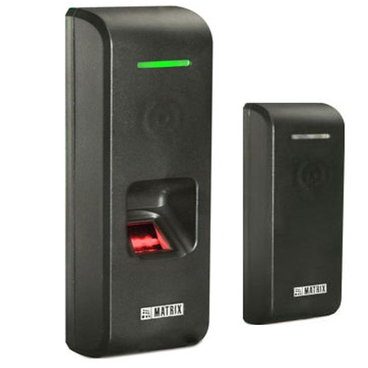 Fingerprint Smart Card based Door Controller Cosec Path Dcfi