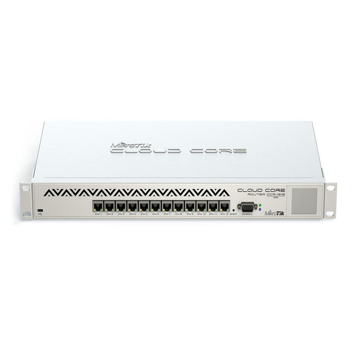 Routerboard-Cloud Core Router CR1016 12G