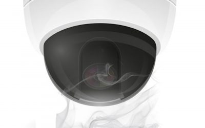 Smoke and carbon monoxide video surveillance